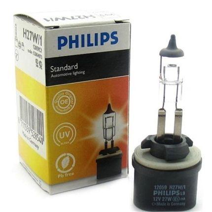Галогеновая лампа Philips H27W/1 PG13 PS 12059 C1 1 шт