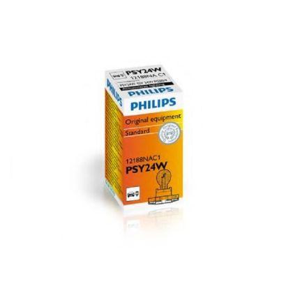 Лампа накаливания Philips Philips 12188NAC1 PSY24W 12V 24W 1 шт 1 шт