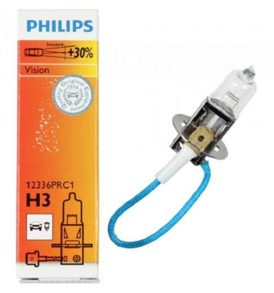 Галогеновая лампа Philips Vision PS 12336 PR C1 (H3) 1 шт