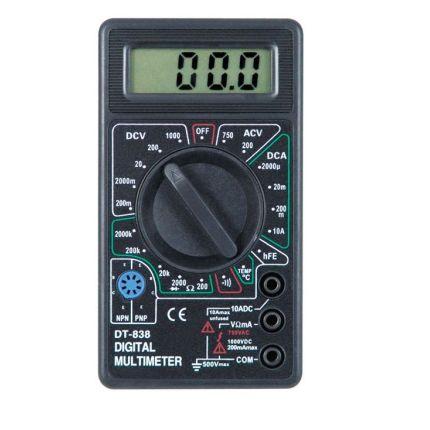 Мультиметр универсальный DT838