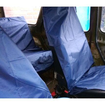 Комплект грязезащитных чехлов для передних и задних сидений Автощит