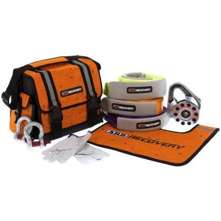 Такелажный набор ARB 9 ед. (стропа, шаклы, корозащитка, удлинитель, блок, тросогаситель, печатки, сумка)