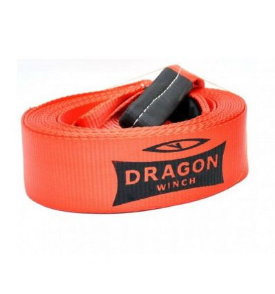 Трос удлинитель Dragon Winch 9т 80мм 20м