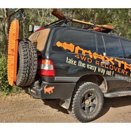 Комплект ремней для крепления сендтраков MAXTRAX к запасному колесу