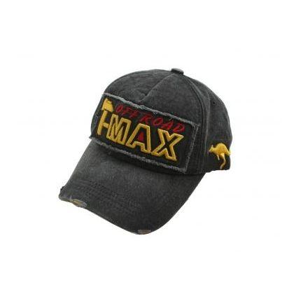 Кепка T-Max (серая)