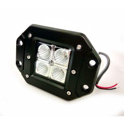 Фара рабочего света GINTO Lighting GT1022A 16W CREE flood