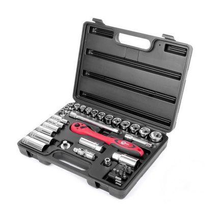 Набор инструмента Intertool ET-6039 39 ед.
