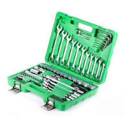 Профессиональный набор инструмента 77 ед. Intertool ET-6077