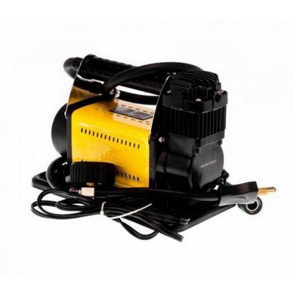 Автомобильный компрессор T-Max 30A/150psi/72L/min/ клеммы/шланг