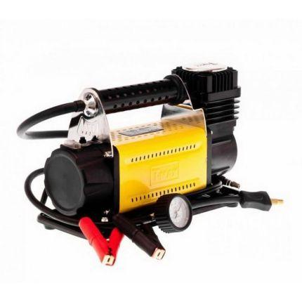 Автомобильный компрессор T-Max 45A/150psi/160L/min/ клеммы/шланг
