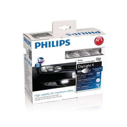 Дневные ходовые огни Philips DayLight 4 12831ACCX1