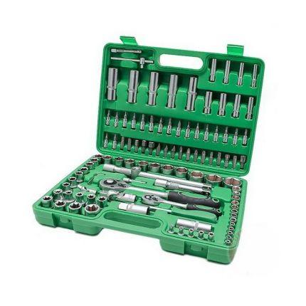 Набор инструментов Intertool ET-6108SP 108 ед.