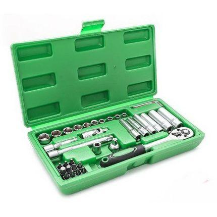 Набор инструментов Intertool ET-6036 36 ед.