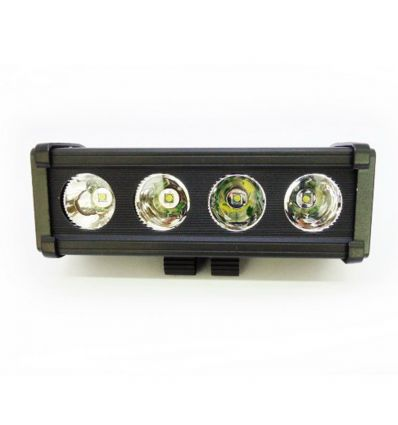 Светодиодная балка Led headlight Led Bar Black 40W CREE spot
