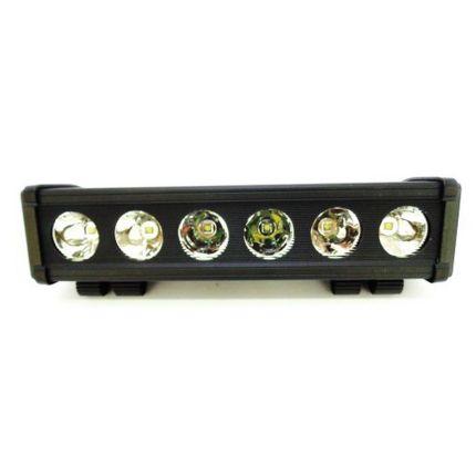 Светодиодная балка Led headlight Led Bar Black 60W CREE spot