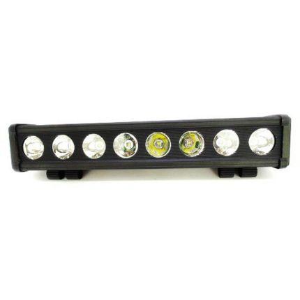 Светодиодная балка Led headlight Led Bar Black 80W CREE spot