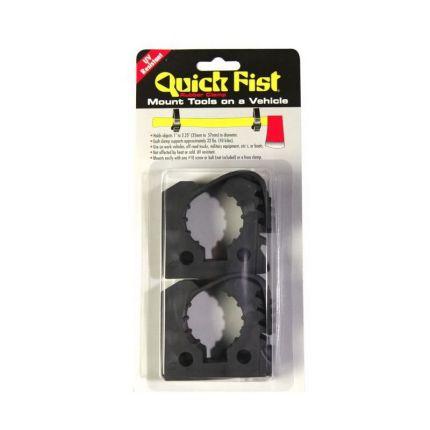Крепления универсальные Quick Fist rubber clamp blister pack 10010