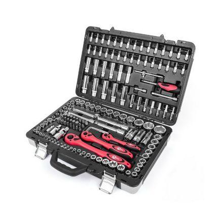 Профессиональный набор инструментов Intertool ET-7151 151 ед.
