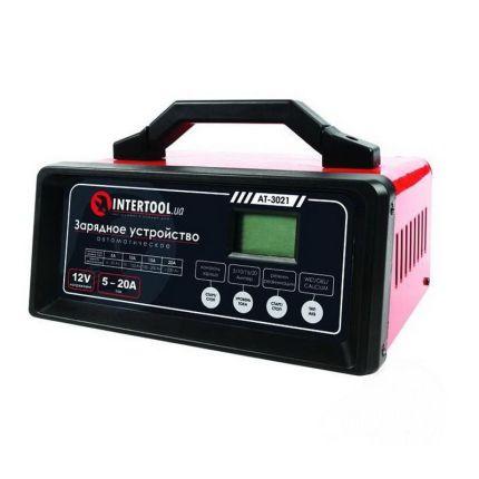 Зарядное для аккумуляторов Intertool AT-3021