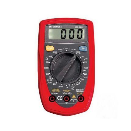 Мультиметр универсальный Intertool MD-0001