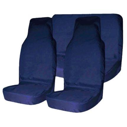 Комплект грязезащитных чехлов для передних и задних сидений T-Plus