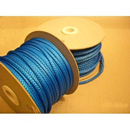 Кевларовый (синтетический) трос для лебёдки 8 мм KINGONE WINCH