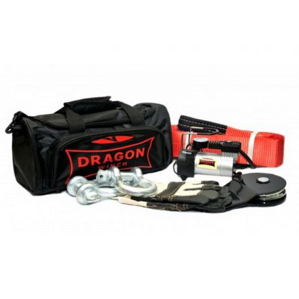 Такелажный набор Dragon Winch (dw20035) 8 ед. компрессор