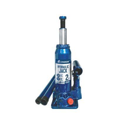Домкрат гидравлический бутылочный CONDOR K5001 2 тонны (высокий)
