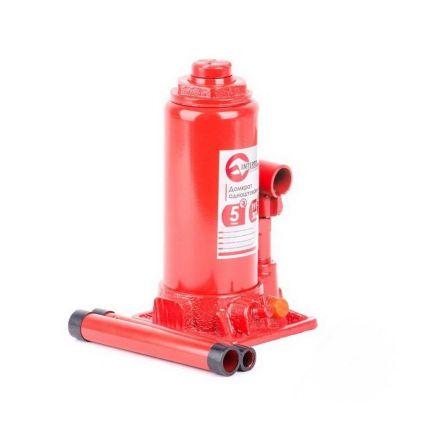 Домкрат гидравлический бутылочный Intertool GT0023 5 тонн