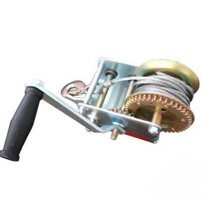Ручная барабанная лебёдка Intertool GT1455