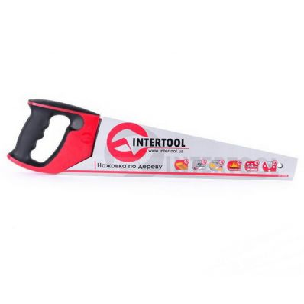 Ножовка по дереву Intertool HT-3104