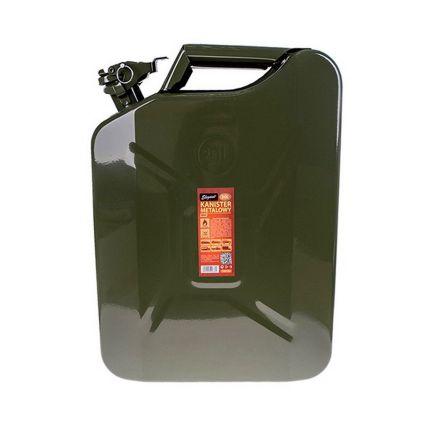 Канистра металлическая для бензина Elegant 20 литров