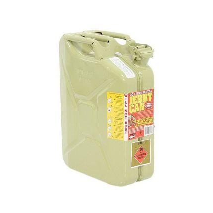 Канистра металлическая для дизельного топлива ARB 20 литров