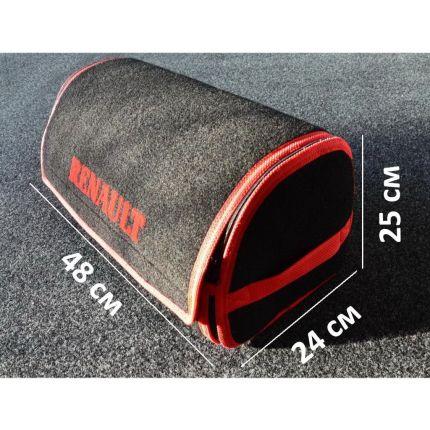 Органайзер в багажник для автомобиля One Auto текстиль стандарт 48 х 24 х 25 см