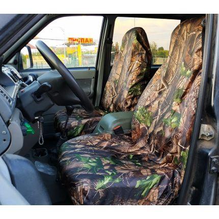 Грязезащитные чехлы на передние сиденья автомобиля ЛЕТНИЙ ДУБ