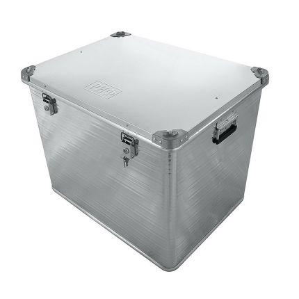 "Усиленный алюминиевый ящик для перевозки грузов 782х585х622 мм (38.5"") под ключ"
