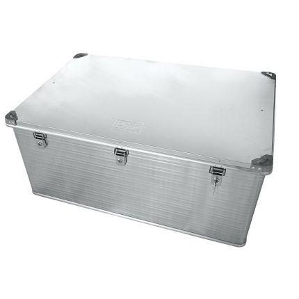 "Усиленный алюминиевый ящик для перевозки грузов 1176х790х517 мм (55.5"") под ключ"