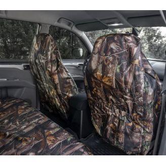Грязезащитные чехлы на передние и задние сиденья автомобиля ORPRO ОСЕННИЙ ЛЕС