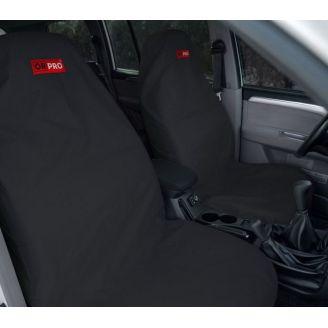 Грязезащитные чехлы на передние сиденья автомобиля ORPRO ЧЁРНЫЕ