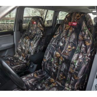 Грязезащитные чехлы на передние сиденья автомобиля ORPRO ОСЕННИЙ ЛЕС