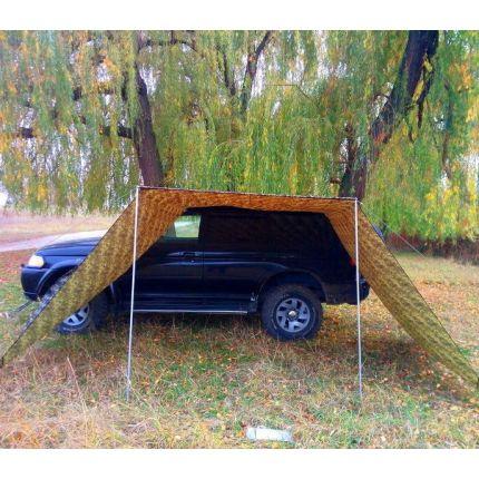 Рулонная маркиза на крышу авто 2 x 2.1 м