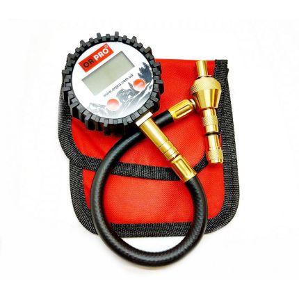 Дефлятор для шин с электронным манометром ORPRO