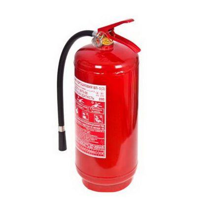 Порошковый огнетушитель для авто ОП-9 (9 кг)