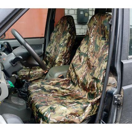 Чехлы на сидения NADI auto МУЛЬТИКАМ (передние и задние)