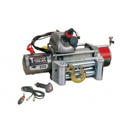 Электрическая лебёдка T-Max EW- 8500 12V/3850кг OUTBACK