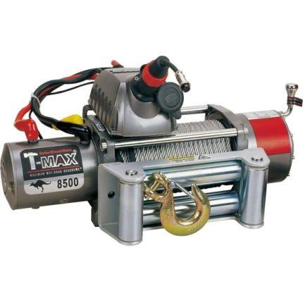 Электрическая лебёдка T-Max EW- 8500 12V/3850кг OUTBACK-RADIO