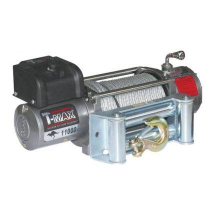 Электрическая лебёдка T-Max EW- 11000 12V/4985кг