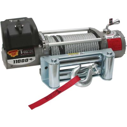 Электрическая лебёдка T-Max EW- 11000 24V/4985кг IMPROVED OFFROAD SERIES