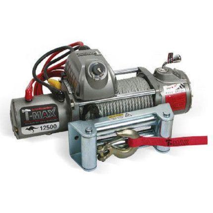 Электрическая лебёдка T-Max EW- 12500 12V/5665кг OUTBACK-RADIO