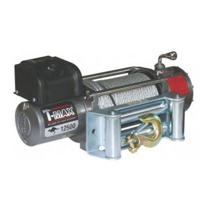Электрическая лебёдка T-Max EW- 12500 24V/5665кг IMPROVED OFFROAD SERIES 7346200